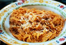 Pasta / by Ginger Faris