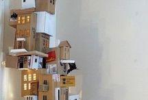 prostorové skulptury