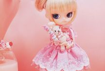 Dolls and related stuff / Pullip, BJD and others