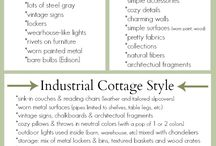 Cottage Industrial Style