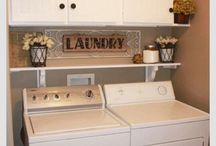 Bathroom & Laundry Room / by Rachel Shaw