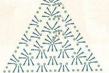 Triángulos de gran y square