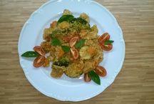 Recepty / Zdravé recepty z bio potravin a bio bezlepkových potravin