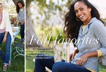 ShadeClothing.com -  Fall 2012 / Our NEW Fall line has arrived! It's time to think ahead to crisp days with fabulous new Shade styles destined to become instant faves. Shop now for first picks on the softest sweaters, versatile layers and easy-to-wear dresses.  / by Kristina Lacson McConnico