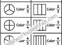 colore y fracciones