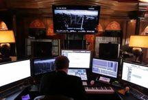 film scoring studio