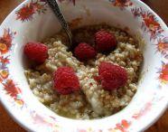 breakfast foods / by Maria Heredia-Edie