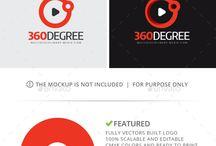 360 Video Editor Logo