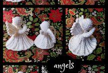Kerst engelen