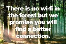 Connect with Nature / As much as love #tech, every once in a while, it's nice to get out and explore the great outdoors.