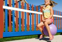 Vinyl Fence / Vinyl Fence Designs, Colors, and Layouts.