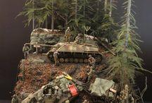 MilArt--Modelling Ground Combat