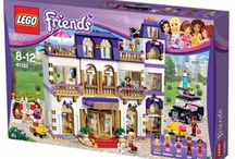 LEGO Friends / We stock all essential LEGO Friends sets. Watch our for great deals from Smyths Toys. Shop online or collect in your local Superstore / by Smyths Toys Superstores