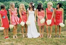 Wedding--Dresses, rings, hair, and makeup