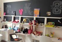 school room / by Rachel Edwards