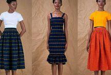 mode tissu  africains