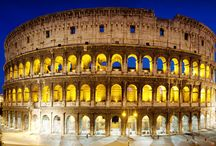 Rome / The stunning, stylish Italian capital is a wonder of the world both ancient and modern. http://www.secretearth.com/destinations/11-rome