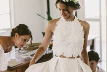 Styled shoot / Hipster wedding