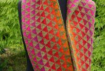 Sjaler, tørklæder