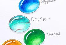 Gems / minerals