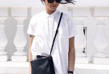 //White Shirts
