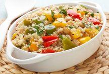 cous cous/rice