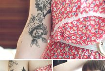 Tattoos / by Stephanie Devitt