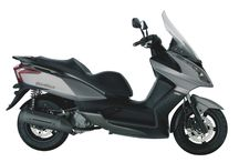 KYMCO Downtown 125i / The Downtown 125i has been engineered and aesthetically designed to deliver maximum technological performance and comfort.