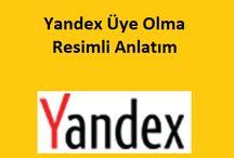 Yandex / Bütün yandex ayarları,yandex seo nasıl yapılır,