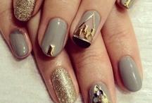 Nails and make ups