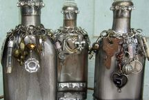 Koristellut pullot