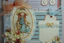 vintage kinderkaarten