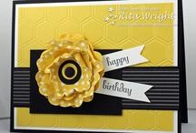 Black & Yellow Cards