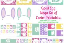 Printables - Easter