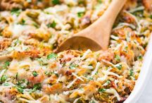 Low Carb Casseroles
