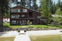 Places to Stay on Payette Lake (McCall, ID) / Lakefront cabins in McCall, ID on Payette Lake