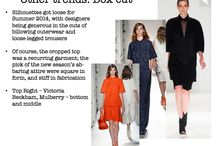 S/S 14 Fashion Trend: Box Cut