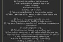 Life tips