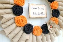 Fall/Halloween / by Katie Kalivoda
