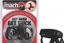 Mens Cock & Ball Gear / extreme bondage, ball stretchers