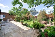 Gorgeous Gardens / Just some of the properties on Ezylet.com with gorgeous gardens.