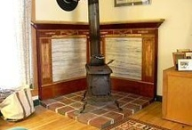 wood stove ideas