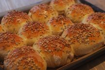 Brød og gjærdeig