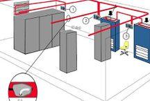 computerruimte branddetectie / Uw afdeling ICT beheer stelt terecht hoge eisen aan optimale uptime van serverapparatuur, netwerkinfrastructuur en data. Een onverwachte stijging van de temperatuur in een computerruimte is desastreus voor serverapparatuur en datadragers. In computerruimten wenst u de meest optimale automatische brandbeveiliging tegen een verantwoorde investering. Wij geven computerruimte advies en leveren aspiratie rookdetectiesystemen, Co2 blussers en diverse ICT blussystemen voor computerruimte en datacenter.