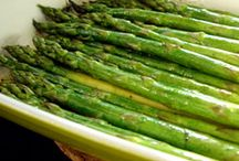 Green Beans and Asparagus
