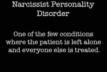 Narcissism: Personality Disorder / Greg