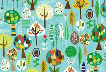 Textiles, Patterns & The Like / by Donna Young