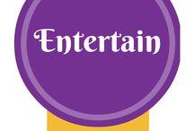 entertain