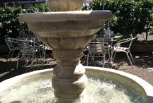 Frothy Fountains
