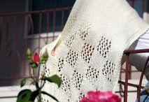 Crochet - scarfs and shawls / by Rebecca Brigham